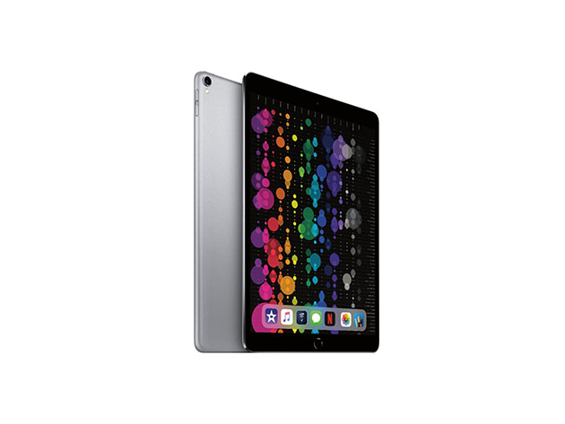 An iPad Pro