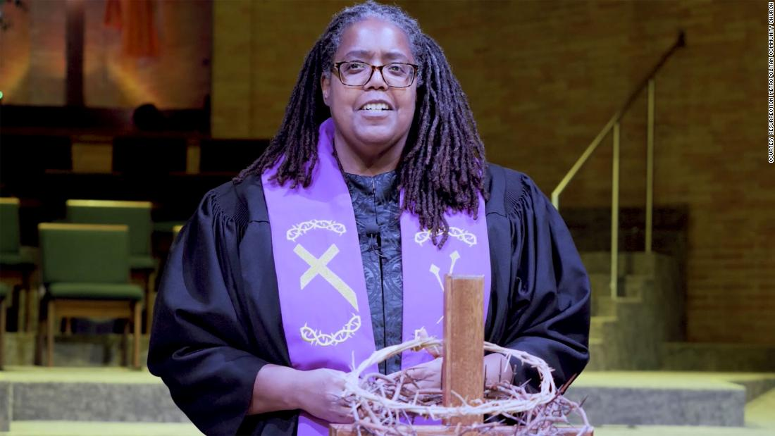 Rev. Vickey Gibbs, beloved Houston pastor and activist, dies of Covid-19 at 57