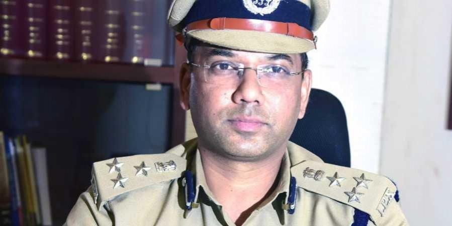 Sandeep patil IPS bengaluru police