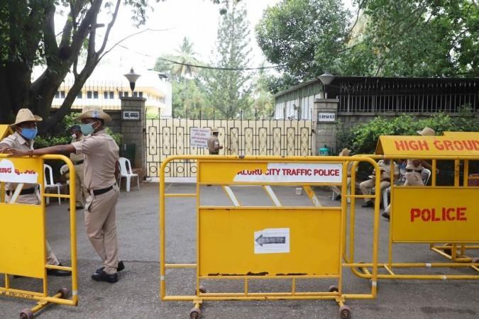 CM's office Krishna Bengaluru