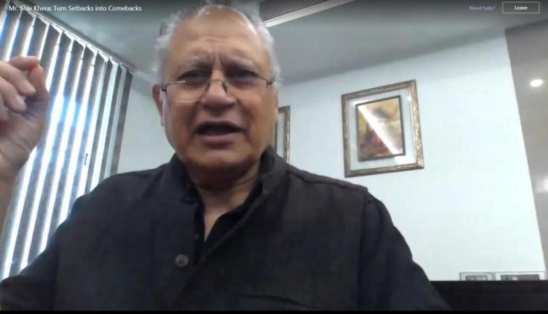 Dr Shiv Khera