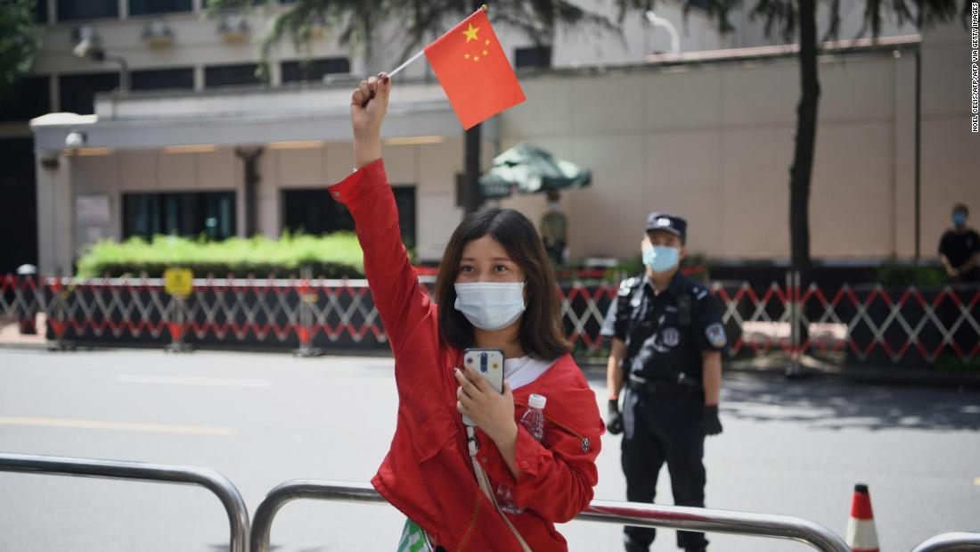 US consulate in Chengdu officially closes in retaliation for Houston closure