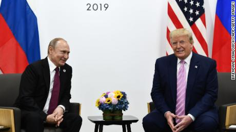 37 times Trump was soft on Russia