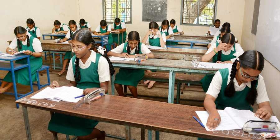 32 SSLC students in K
