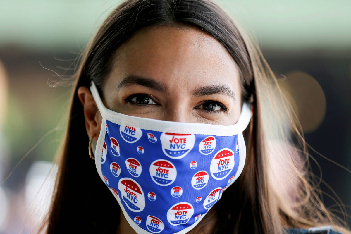 AOC machine gets a boost after New York Primaries