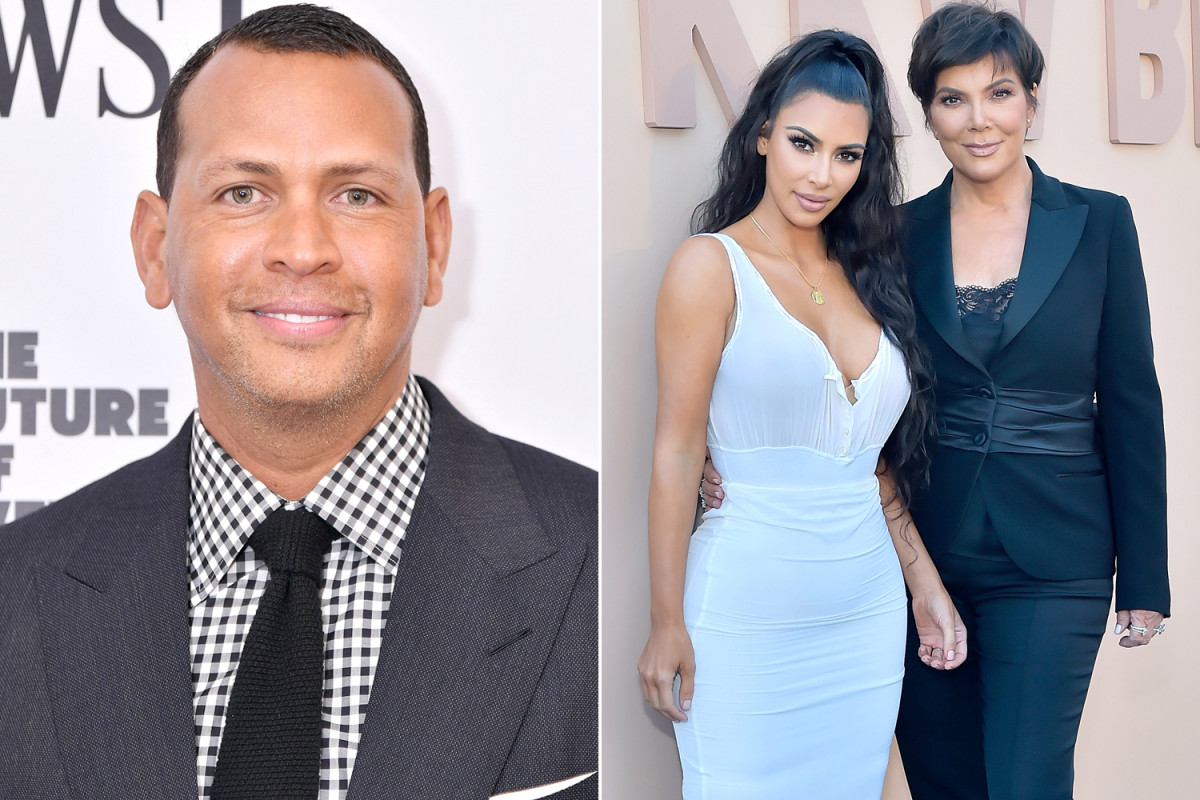 Alex Rodriguez wants baseball to be more like the Kardashians