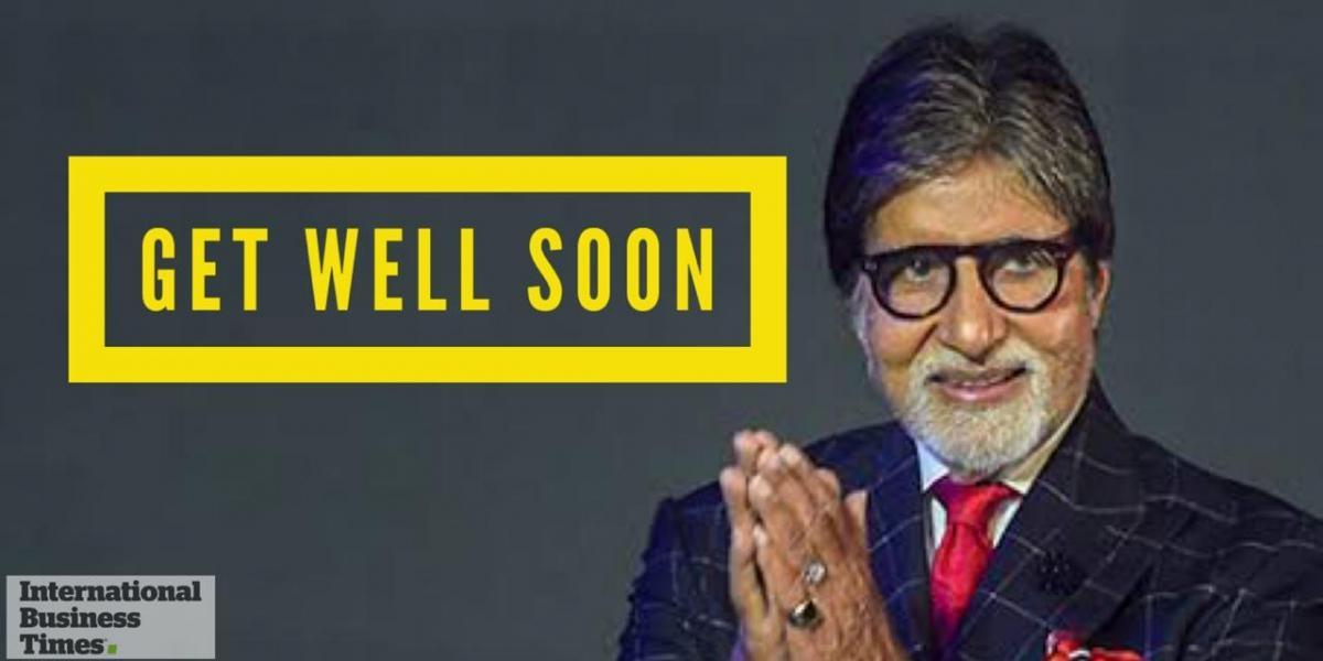 Breaking: Amitabh Bachchan is COVID positive; Big B hospitalised in Mumbai