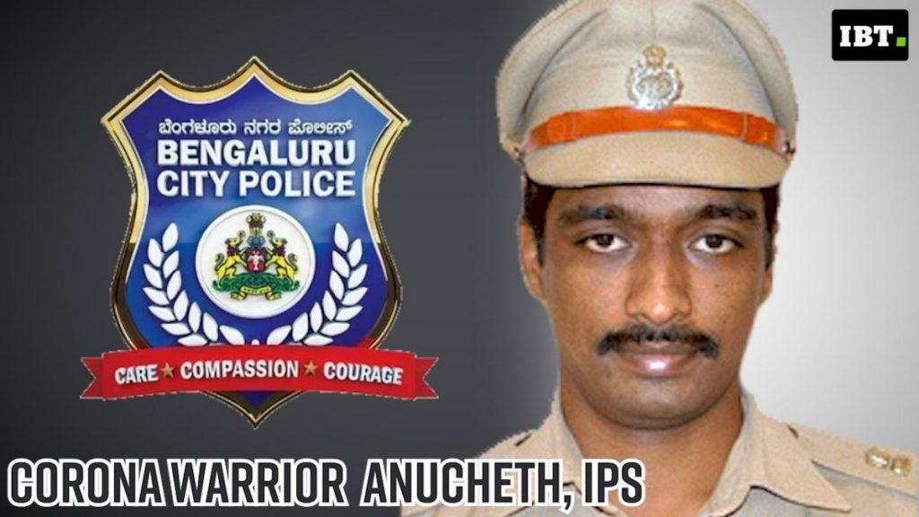Anucheth, IPS, managed migrant disaster, served needy through COVID-19 battle wins several hearts