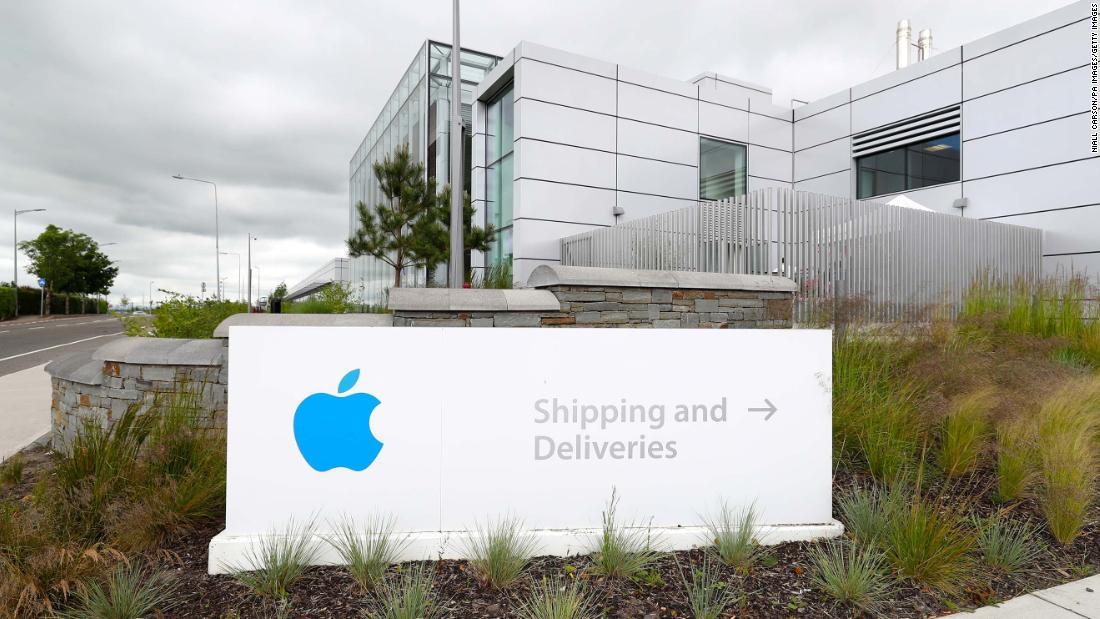 Apple wins appeal against $15 billion EU tax bill