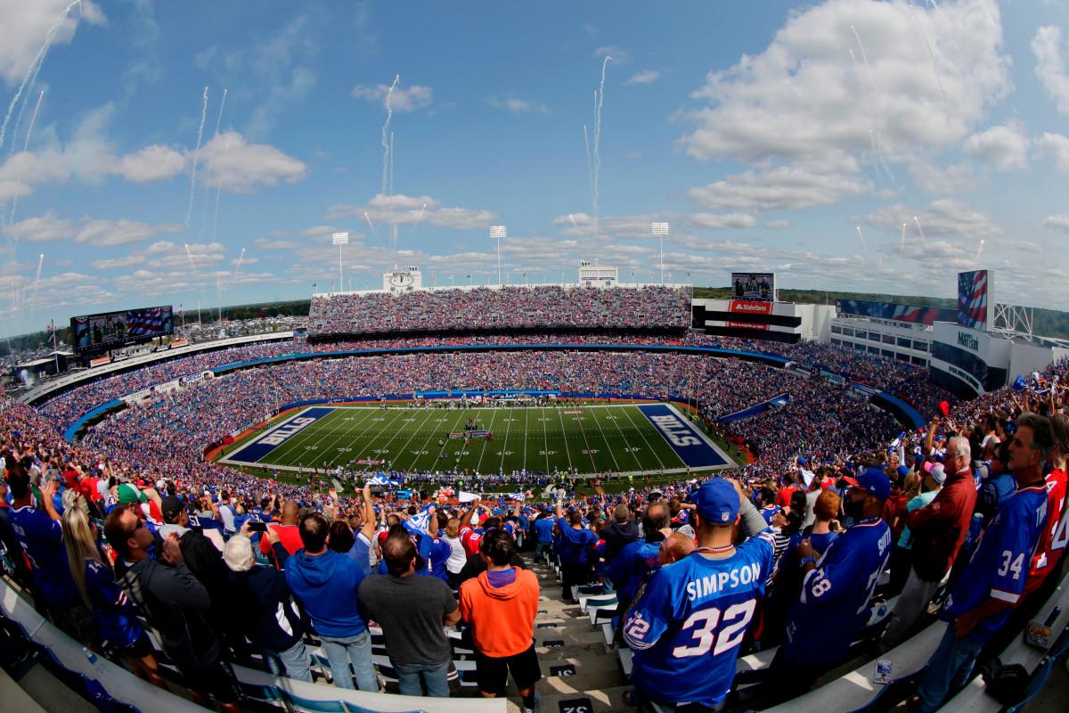 Bidet maker Tushy wants to rename Buffalo Bills' stadium