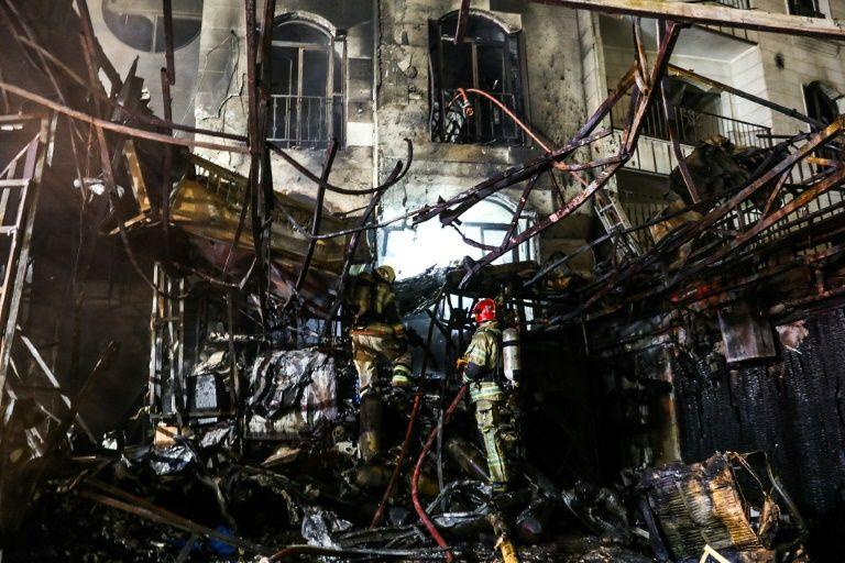 Tehran blast: 19 killed, 6 injured after explosion in medical clinic in Iran