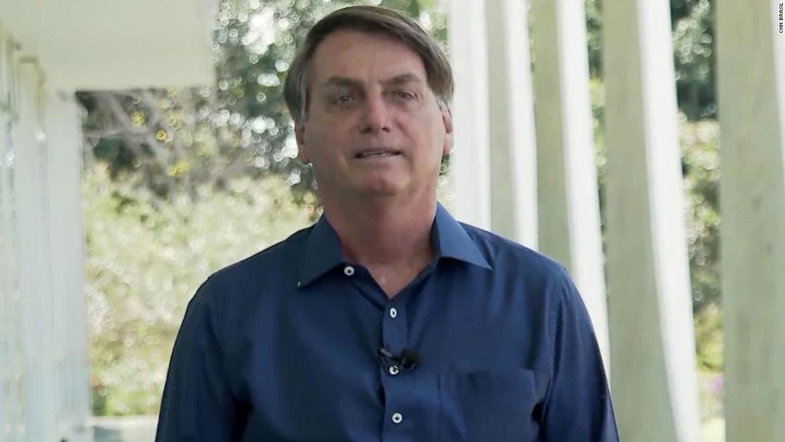 Brazil Press Association to sue Bolsonaro over Covid-19 exposure