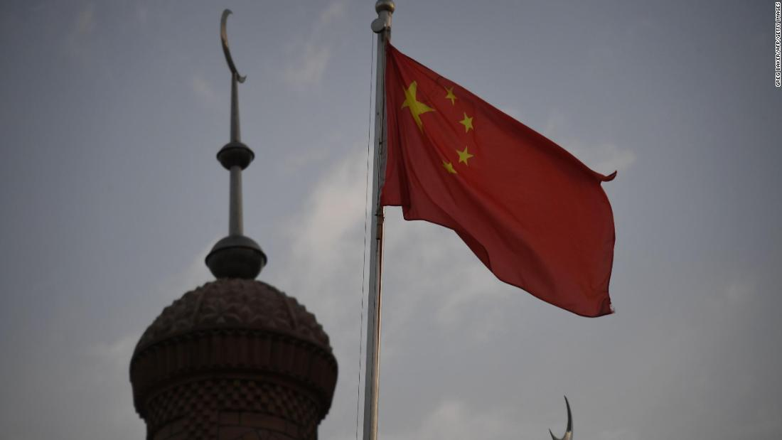 China announces retaliatory sanctions on US officials over Xinjiang measures