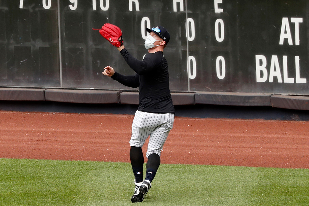 Clint Frazier bummed over Yankees role that could have been