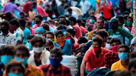 India records 1 million cases of Covid-19 ... and it's the poorest who are hardest hit