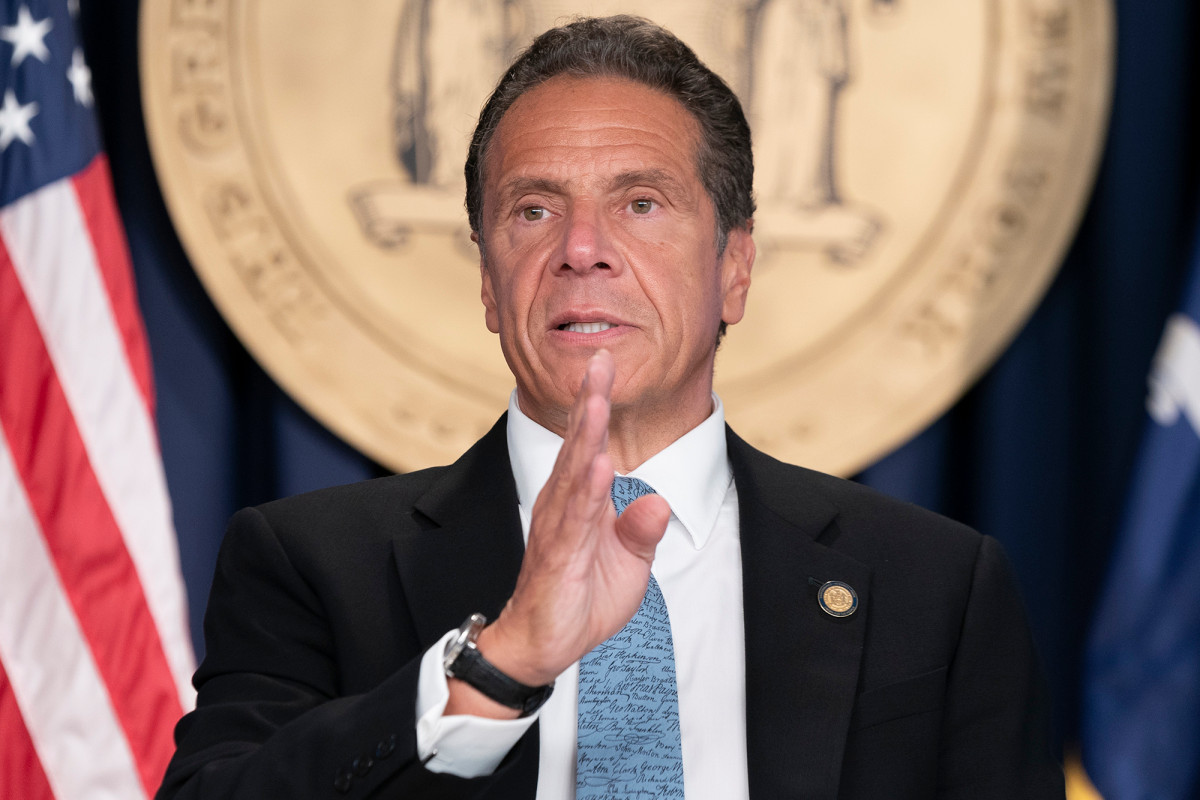Cuomo blames NY Post for Florida and Arizona's coronavirus surges