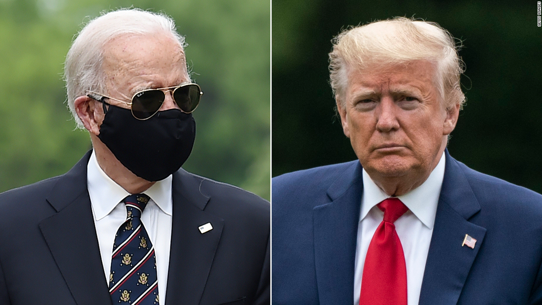 Donald Trump's anti-mask crusade is coming back to bite him