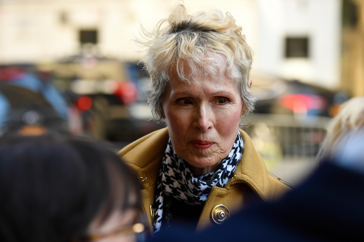 E. Jean Carroll claims Trump's tax return ruling helps case