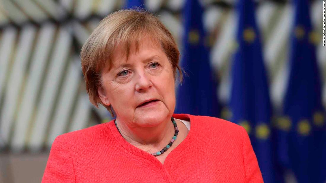 EU summit: Leaders try to agree on 'critical' rescue for economy