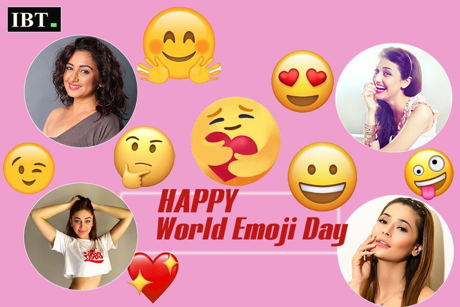 World emoji day, actors share their most used emoji
