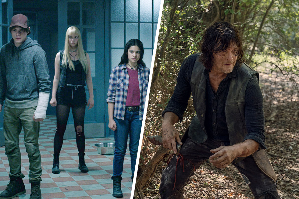 Every TV And Movie Panel, From New Mutants To Walking Dead