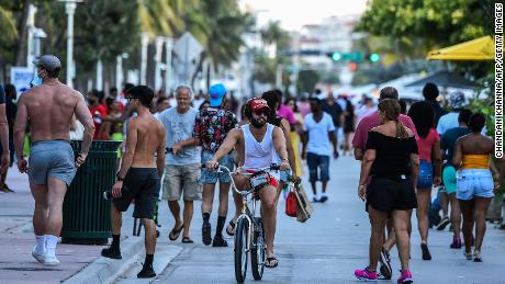 Florida has more Covid-19 than most countries in the world. These stats show how serious the problem is