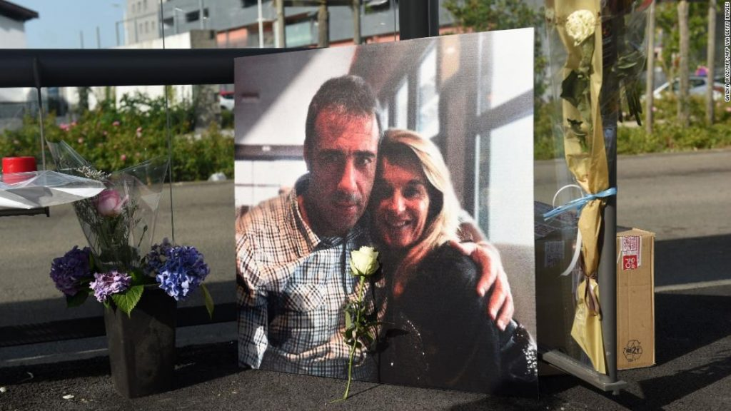 French bus driver Philippe Monguillot dies following assault above mask regulations