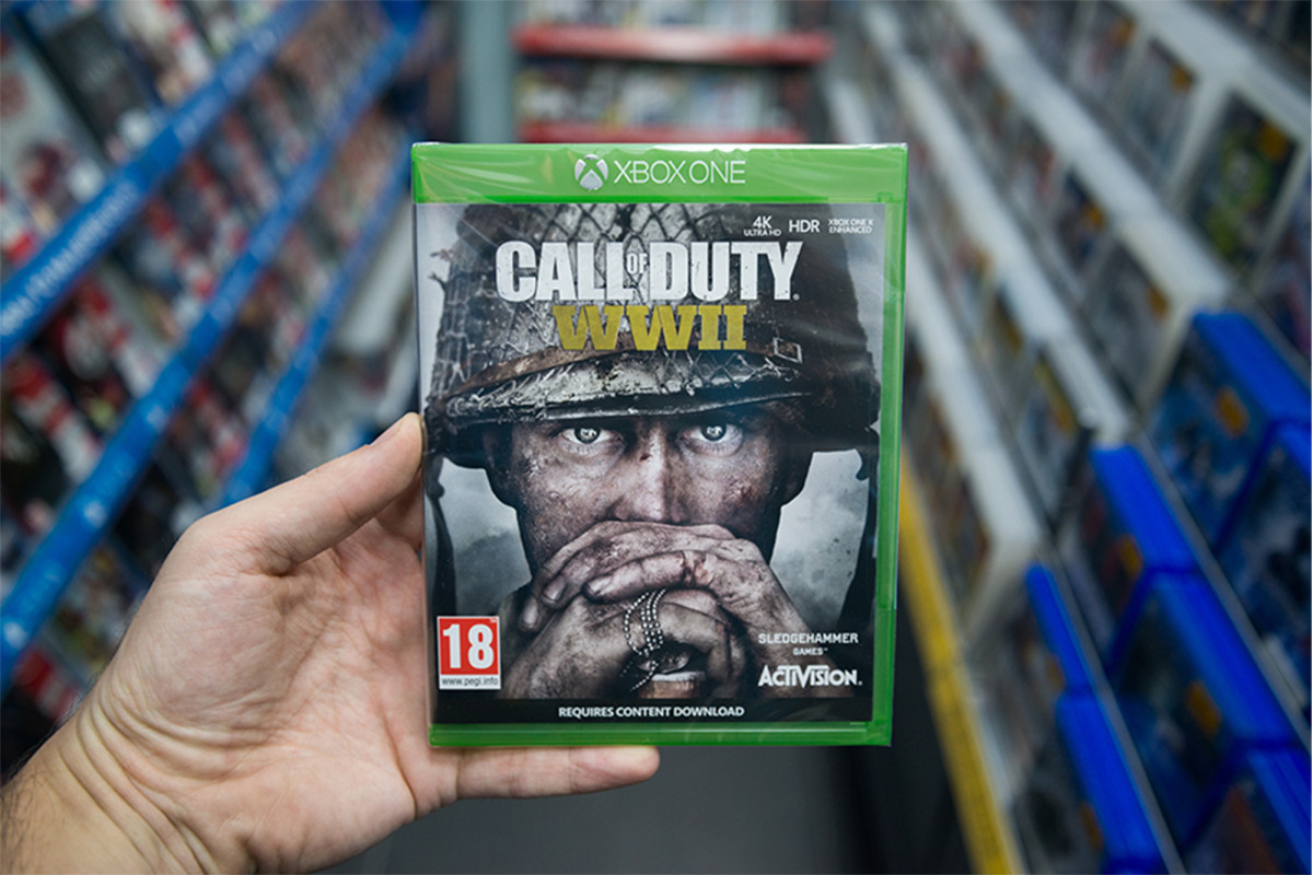 Gesture yanked from 'Call of Duty' game amid hate symbol concerns