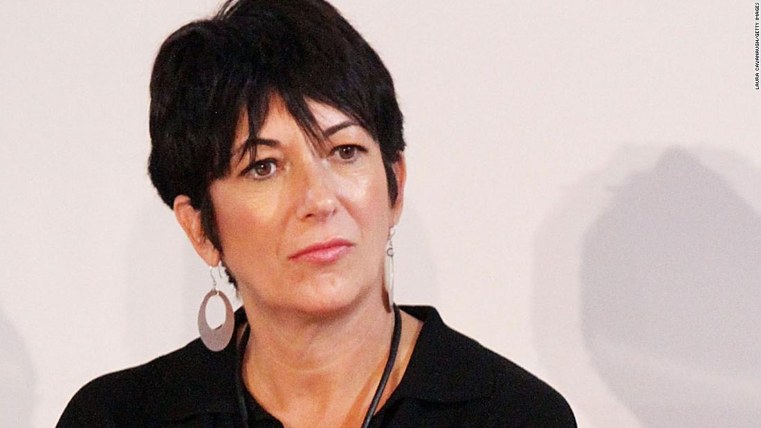 Ghislaine Maxwell court filing: Prosecutors want her jailed, saying she's a flight risk