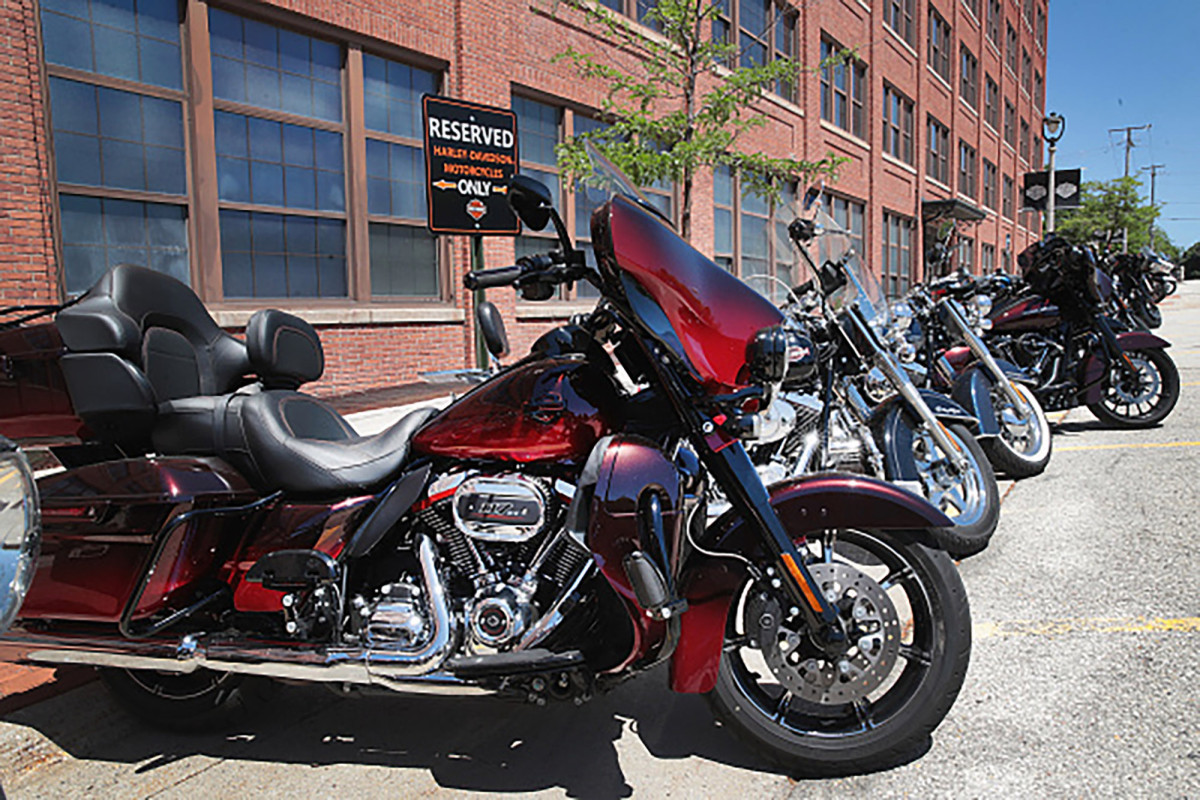 Harley-Davidson cuts 500 jobs in latest round of layoffs