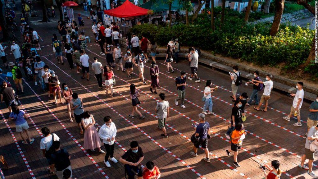 Hong Kong protection regulation: China says suggests 600,000 folks may well have broken it