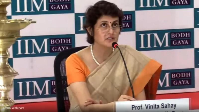 Dr Vanita Sahay