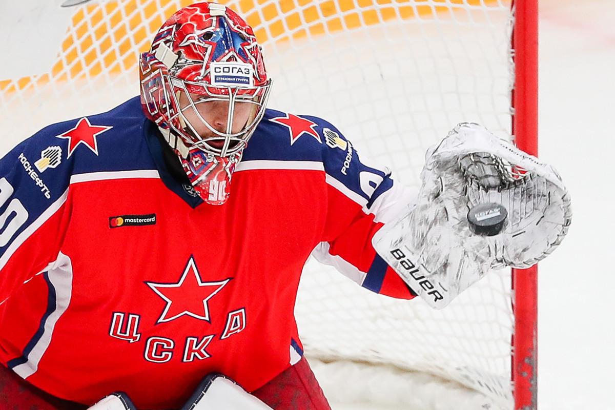 Islanders goalie prodigy Ilya Sorokin could be with team soon