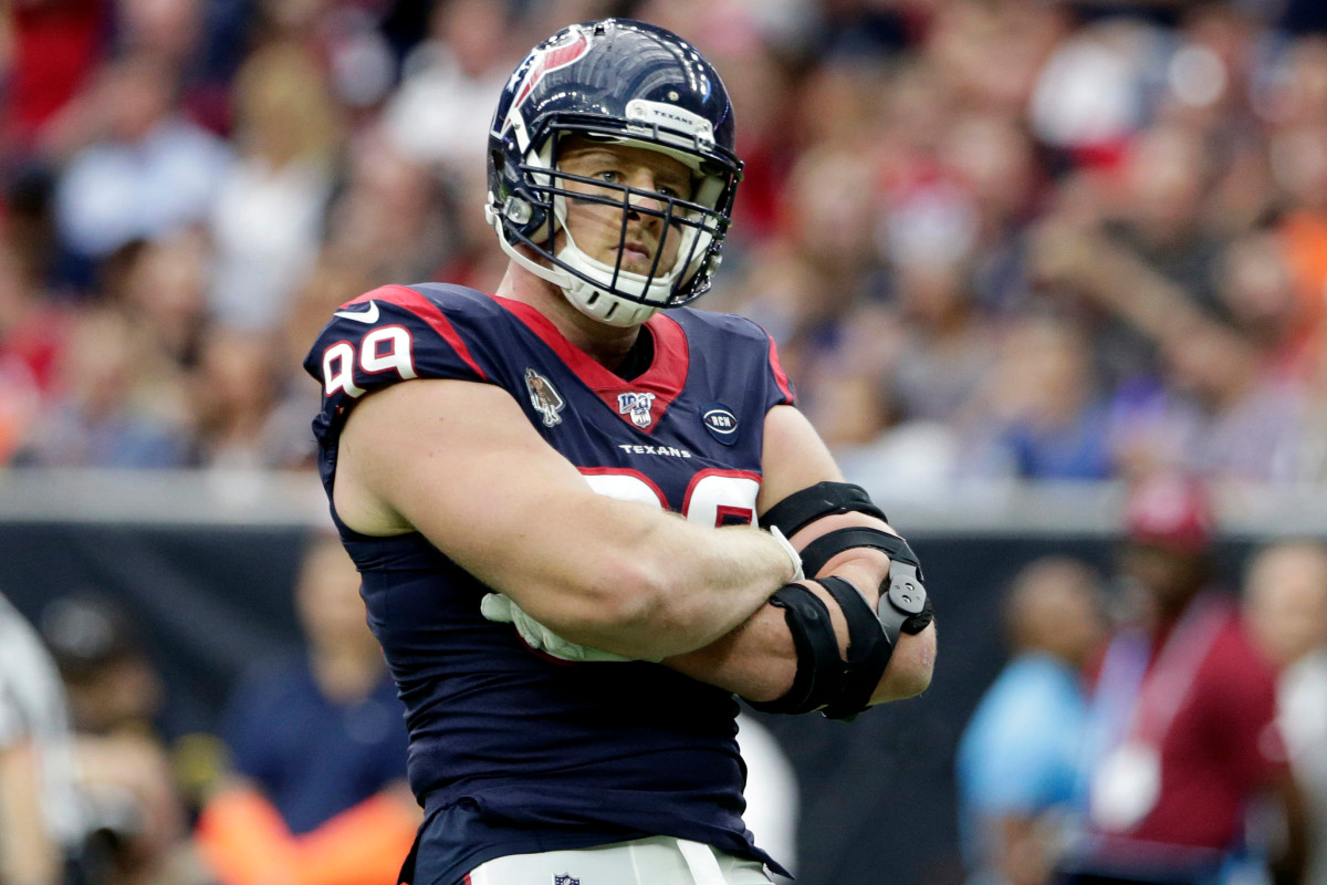 J.J. Watt has list of coronavirus concerns ahead of NFL training camp