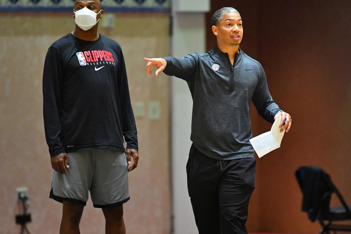 Jalen Rose thinks Tyronn Lue is man for Nets coaching job