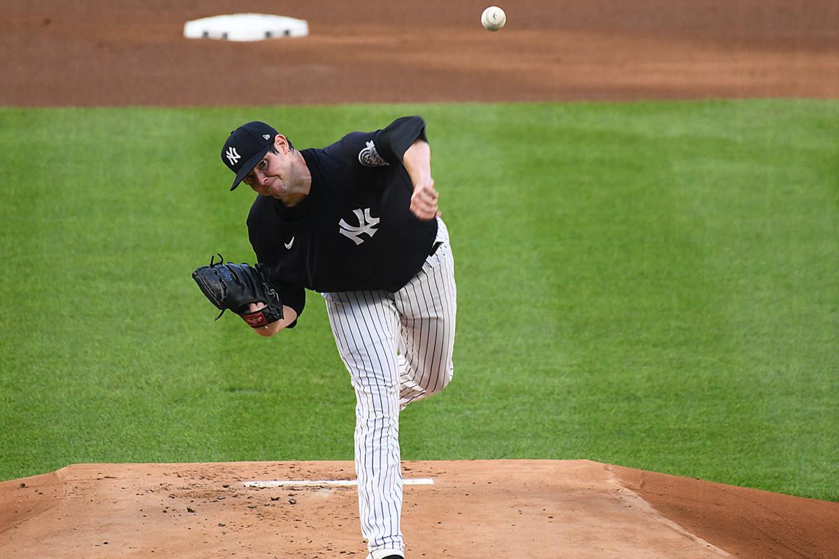 Jordan Montgomery sure looks ready for Yankees spotlight