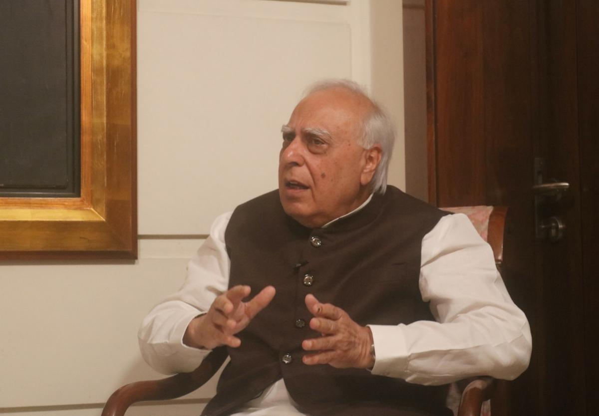 Kapil Sibal worries for party as Congress crisis in Rajasthan grows concerning
