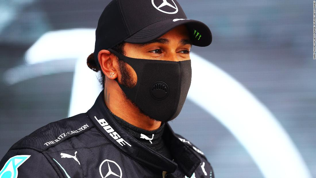 Lewis Hamilton wins 90th career pole to top grid at Hungarian GP