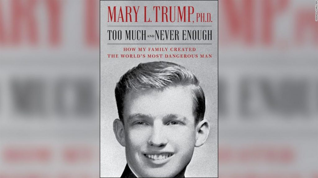 Mary Trump book: Judge temporarily blocks publication of tell-all book by President Trump's niece