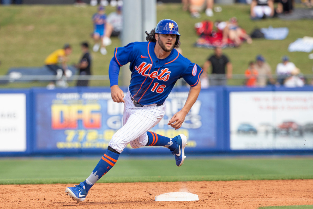 Mets' Jake Marisnick in danger of missing Opening Day