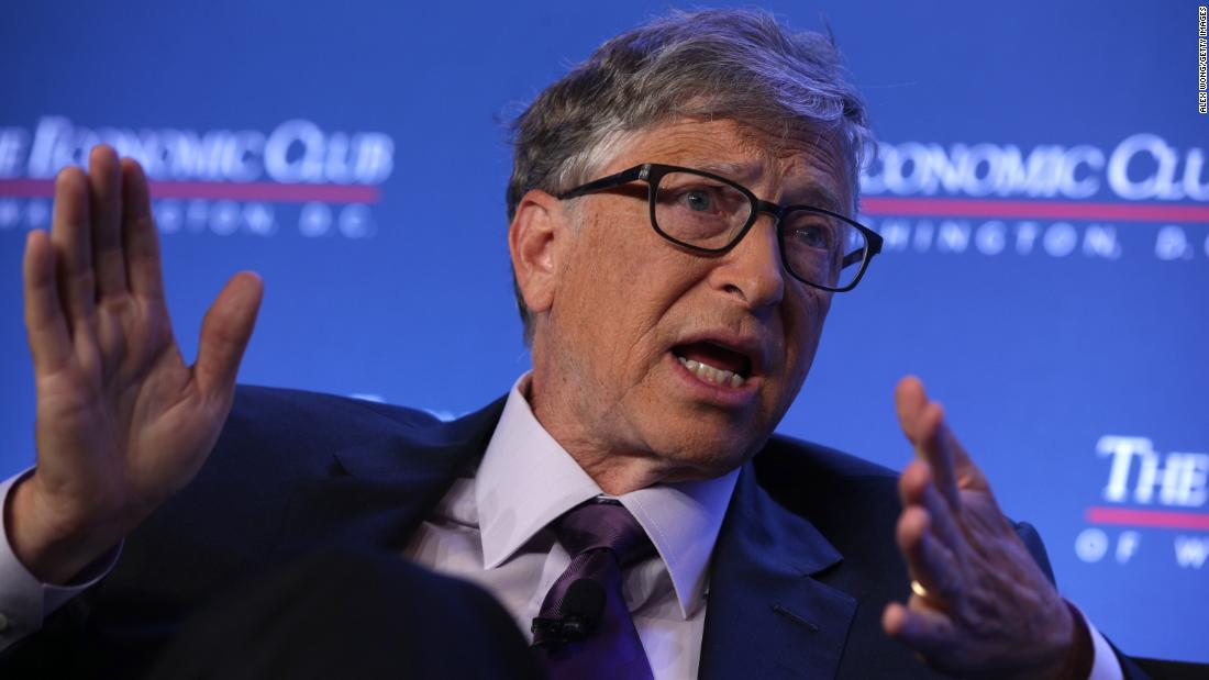 Bill Gates says most coronavirus tests are a 'complete waste' because results come back too slow