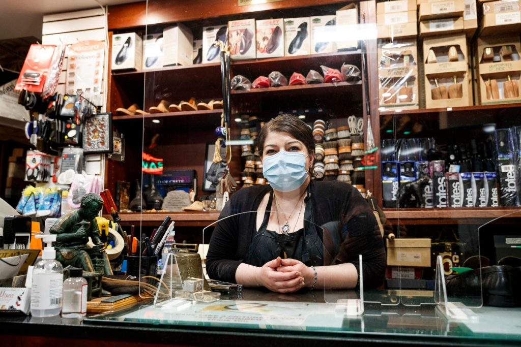 NYC shoe-repair shop that survived 9/11 beating COVID-19 lockdown