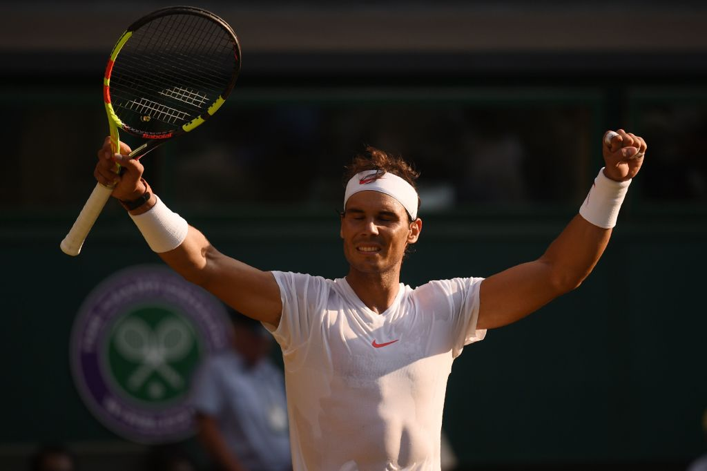 Nadal recalls his epic win in the historic 2008 Wimbledon final: 'Never stopped believing'