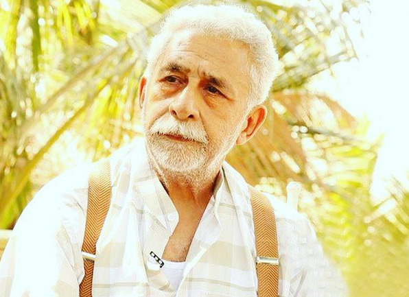 Naseeruddin Shah: If my presence disturbs a co-worker it is not a compliment