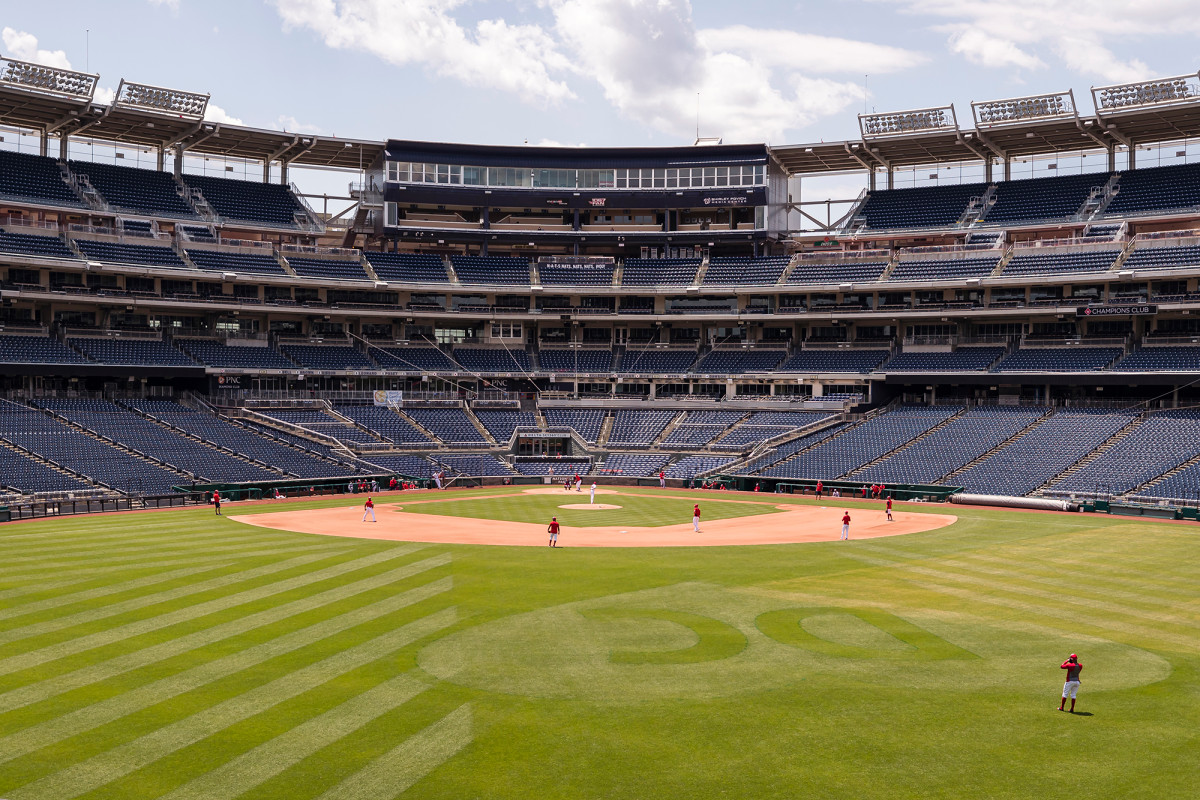 Nationals exploring alternate 2020 home field because of coronavirus