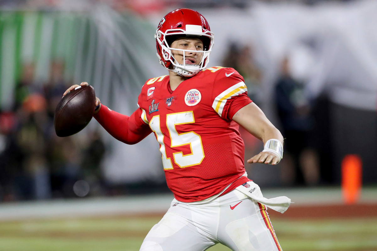 Patrick Mahomes' coronavirus concerns quelled by Chiefs