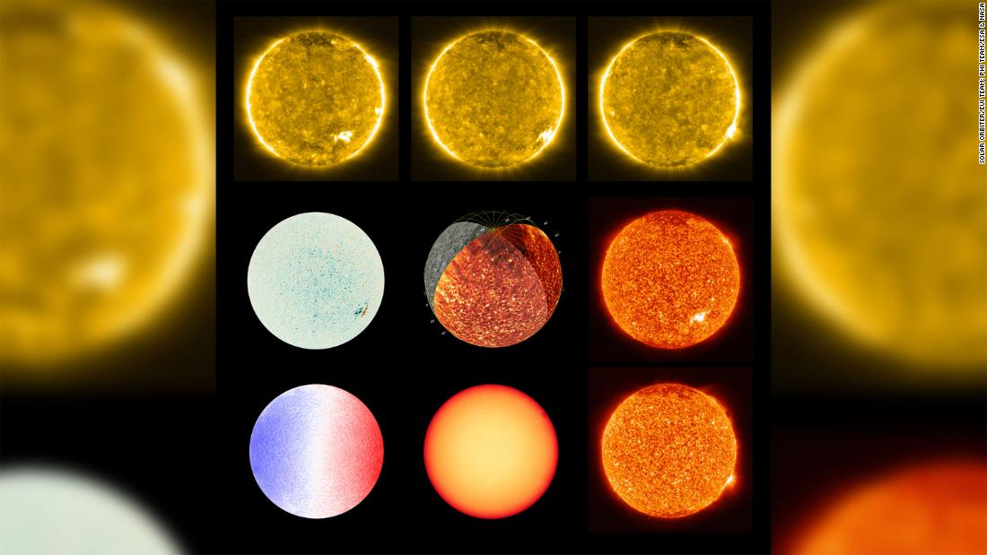 Solar Orbiter mission shares closest images of the sun, reveals 'campfires' near its surface