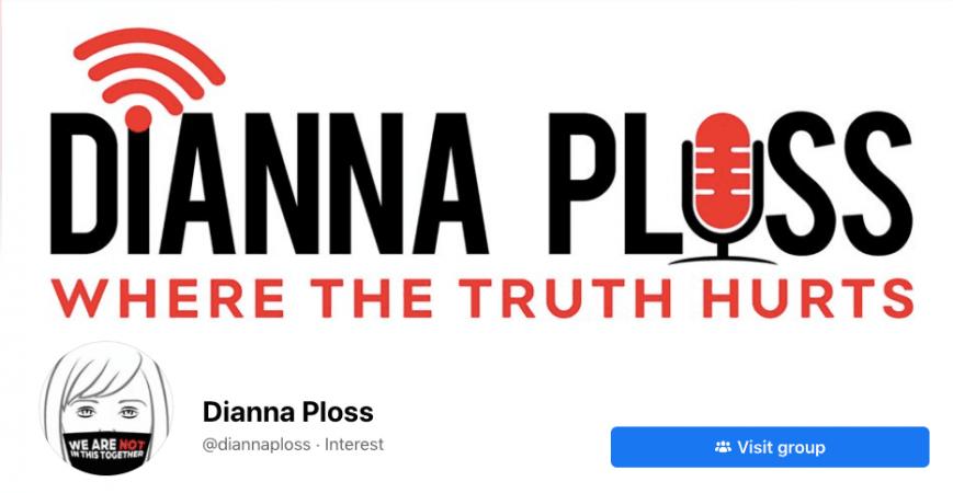 Diana Ploss Facebook page
