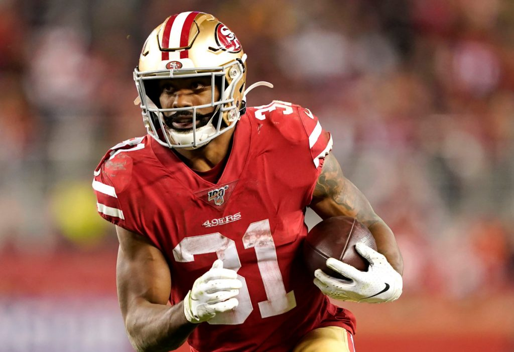 Raheem Mostert requests trade from 49ers