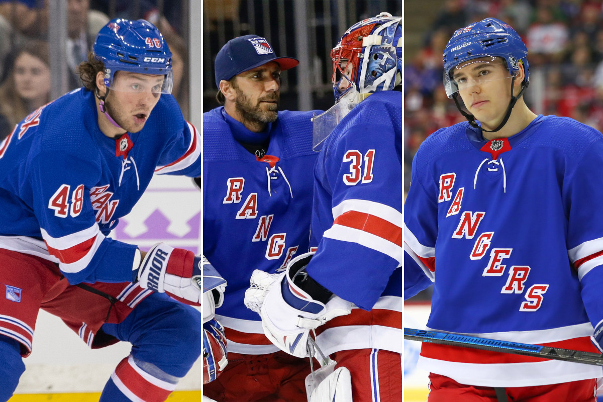 Rangers' biggest questions pre-NHL playoffs: Who starts in goal?